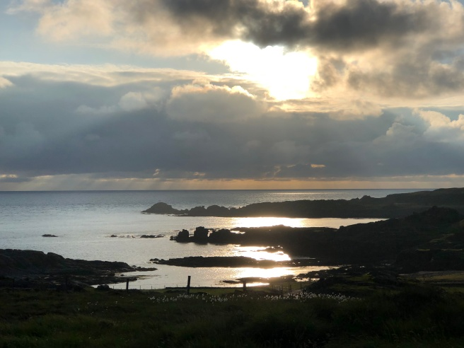 Malin Head at dusk